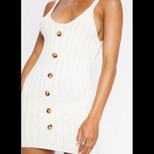 NWT prettylittlething knit tank dress